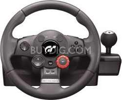 Driving Force GT Wheel and pedals set - Game console