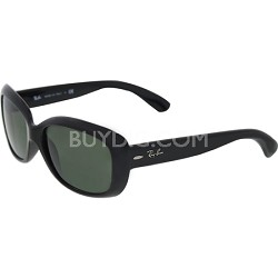 Jackie OHH RB4101 601/58 Black Sunglasses Unisex