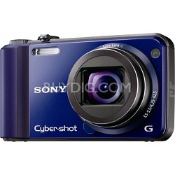 Cyber-shot DSC-H70 Blue Digital Camera