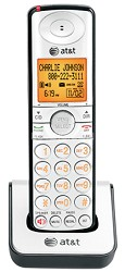 DECT 6.0 Digital Cordless Expansion Telephone with Caller ID/Call Waiting