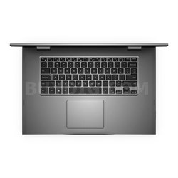 "i5568-7477GRY Intel Core i7-6500U 2.5GHz 15.6"" 2-in-1 Laptop Computer"