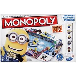 Despicable Me 2 Monopoly
