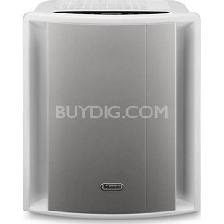 AC230 Air Purifier with Ionizer, Sensor Touch Screen, HEPA Filter, 220 SqFt