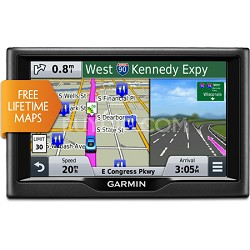 "nuvi 58LM 5.0""-inch Essential Series 2015 GPS Navigation System w/ Lifetime Maps"