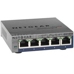 ProSafe Plus 5-Port Gigabit Web Managed Switch - GS105E-200NAS