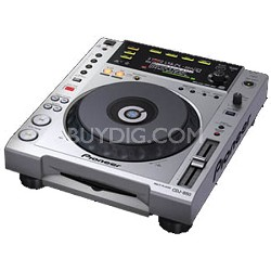 CDJ850 - Performance Multi Player - Silver  OPEN BOX