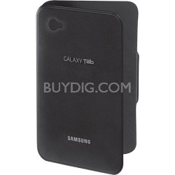 """Leather Book Cover For 7"""" Galaxy Tab"""