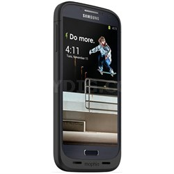 Juice Pack for Samsung Galaxy S4 - Black - OPEN BOX