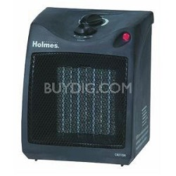 Ceramic Heater with Adjustable Thermostat