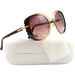 C02 Fashion Sunglasses - Chocolate Frame/Brown Lens (CL2250C02)