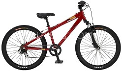 "Fireball 24"" Jumping Bike"