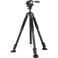 Aluminum Tripod with PH-123V