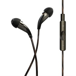 X20i Earbuds with Mic and Playlist Control With Apple Controls