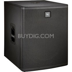 ELX118P Live X Powered PA Subwoofer
