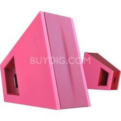 Triangle 2.0 Speaker System w/ Digital Signal Processor (DSP), - Pink