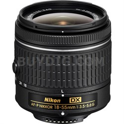 AF-P DX NIKKOR 18-55mm f/3.5-5.6G Lens