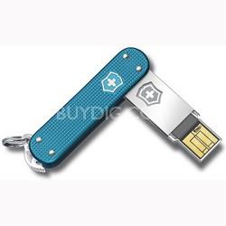 Alox 64GB Slim Flight Blue Alox USB Drive (4.6171.22G64)