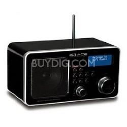 GDI-IRP1000 WiFi Wireless Internet Radio