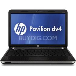 """Pavilion 14.0"""" DV4-4270US Entertainment Notebook PC - Intel Core i3-2350M Proc."""