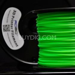 PLA Plastic 1 kg - Green