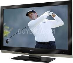 "LC-32D62U - AQUOS 32"" High-definition 1080p LCD TV"