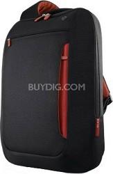 Sling Bag Notebook Case Black/Red
