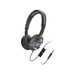 HD218i - On-Ear Closed Back Headphones w/ Dynamic Bass, Mic, & Smart Remote