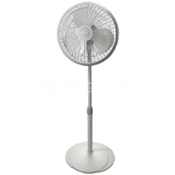 "16"" Adjustable Pedestal Fan - 2526"