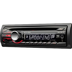 CDXGT250MP - Xplo-d In-Dash MP3/WMA/CD Receiver