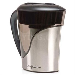 8-Cup Stainless Steel Filtration Pitcher - ZS-008