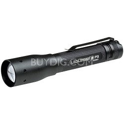 880018 P3 LED Flashlight - Black