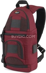 Sling Shot 100 AW Camera Backpack (Red)