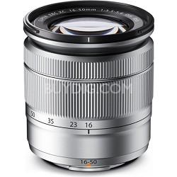 Fujinon XC 16-50mm (27-76mm) F3.5-5.6 OIS Silver X-Mount Lens