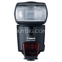 580EX EOS SPEEDLITE FLASH includes canon usa and worldwide warranty