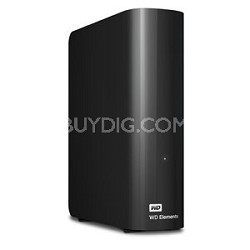 5TB WD Elements Desktop External Hard Drive