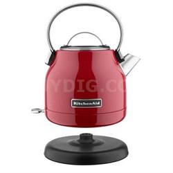 1.2-Liter Electric Kettle in Empire Red - KEK1222ER