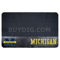 Michigan Wolverines Grill Mat - 15018MICHGD