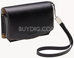 Casual Style Case with Pink Stripe for Stylus and FE-Series Cameras
