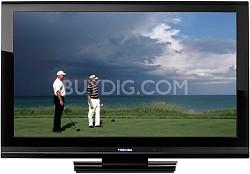 "46RV525R - 46"" High-definition 1080p LCD TV (Hi-Gloss Black)"