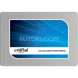 BX100 500GB SATA 2.5 Inch Internal Solid State Drive - CT500BX100SSD1