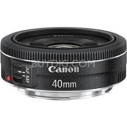 EF 40mm f/2.8 STM Pancake Lens, Canon Authorized