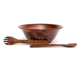 Cherry Finish Salad Set 3pc