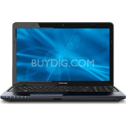 "Satellite 15.6"" L755D-S5348 Notebook PC - AMD Dual-Core, 4GB RAM, 500HDD"