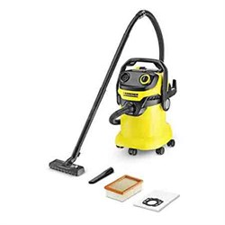 Multi-Purpose Wet Dry Vacuum Cleaner with 1800W Motor - WD5