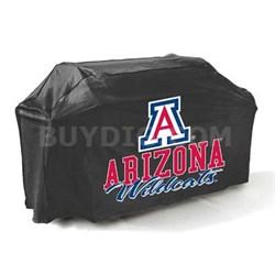 University of Arizona Grill Cover in Black - 07751ARZGD