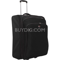 Splash 29 Upright Suitcase (Black)