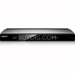 BD-F7500 - 4K 3D Blu-ray Player with WiFi - OPEN BOX