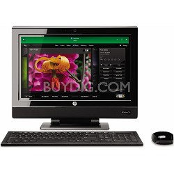 TouchSmart 310-1155F All-In-One Desktop PC AMD Athlon II 610e Quad-Core
