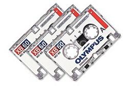 XB-60 Microcassette Tape