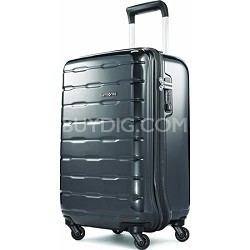 """Spin Trunk 21"""" Spinner Luggage - Charcoal"""